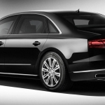 2018 Audi A8 L Security