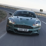 2018 Aston Martin DBS Racing Green