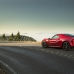 2018 Alfa Romeo 4C Coupe US Version