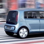 2019 Volkswagen Space Up Concept