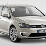 2019 Volkswagen Golf BlueMotion Concept