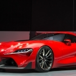 2019 Toyota FT 1 Concept
