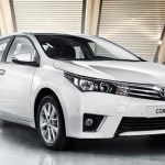 2019 Toyota Corolla EU Version