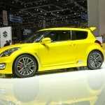 2019 Suzuki Swift S Concept