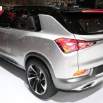 2019 SsangYong SIV 1 Concept