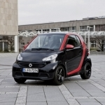 2019 Smart fortwo edition red