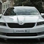 2019 Skoda Superb Design