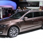 2019 Skoda Octavia Elongated L and K