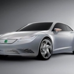 2019 Seat IBE Concept