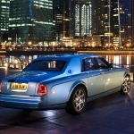 2019 Rolls Royce 102EX Electric Concept