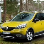2019 Renault Scenic RX4
