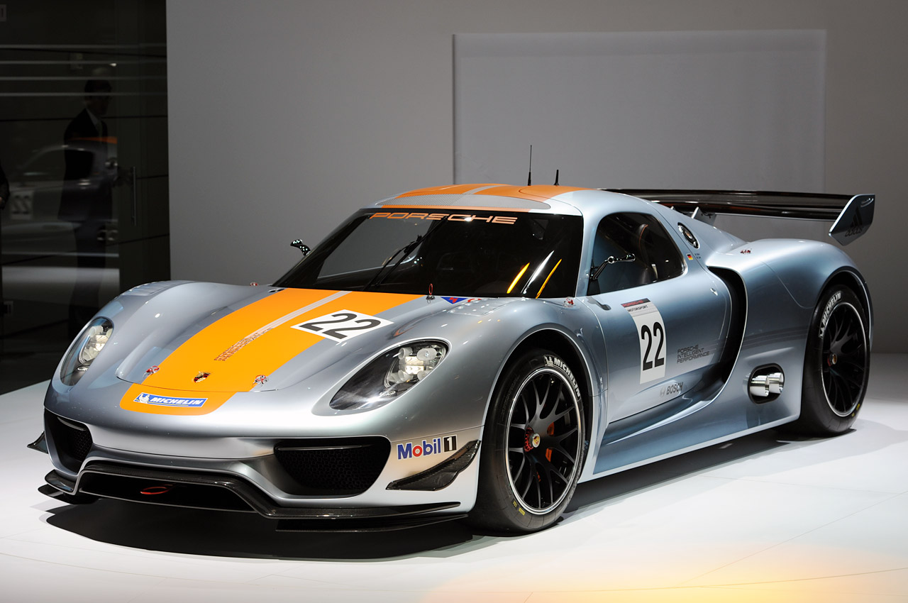2019 Porsche 918 Rsr Concept Will Receive A Substantial Refresh For The Model Year Most Notable Changes Be An Updated Design New Standard Safety