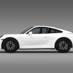 2019 Porsche 911 Carrera 4 Coupe
