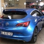 2019 Opel Astra OPC