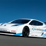2019 Nissan Leaf Nismo RC Concept