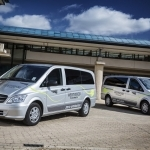 2019 Mercedes Benz Vito E Cell