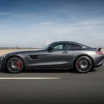 2019 Mercedes Benz SLS AMG UK Version