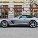 2019 Mercedes Benz SLS AMG GT Roadster