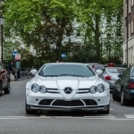 2019 Mercedes Benz SLR 722 Edition