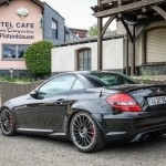 2019 Mercedes Benz SLK 55 AMG Black Series