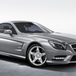 2019 Mercedes Benz SL 350