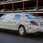 2019 Mercedes Benz S600 Pullman Maybach