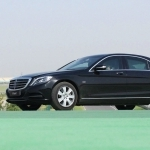 2019 Mercedes Benz S600 Guard