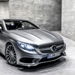 2019 Mercedes Benz S550 Coupe