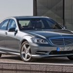 2019 Mercedes Benz S500 4MATIC