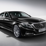2019 Mercedes Benz S Class Maybach