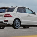 2019 Mercedes Benz ML63 AMG