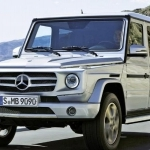 2019 Mercedes Benz G Class UK Version