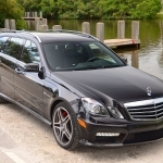 2019 Mercedes Benz E63 AMG Wagon