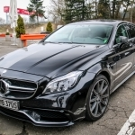 2019 Mercedes Benz CLS63 AMG Shooting Brake