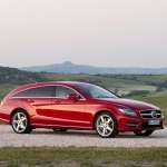2019 Mercedes Benz CLS Shooting Brake