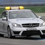 2019 Mercedes Benz C63 S AMG Estate F1 Medical Car