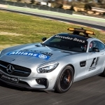 2019 Mercedes Benz AMG GT S F1 Safety Car