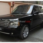 2019 Land Rover Range Rover Autobiography Black