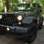 2019 Jeep Wrangler Willys Wheeler