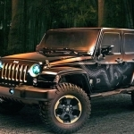 2019 Jeep Wrangler Dragon Concept