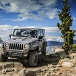 2019 Jeep Willys2 Concept