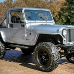 2019 Jeep Scrambler CJ 8