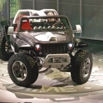 2019 Jeep Hurricane Concept