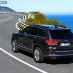 2019 Jeep Grand Cherokee EU Version