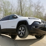 2019 Jeep Cherokee EU Version