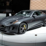 2019 Jaguar F Type Coupe