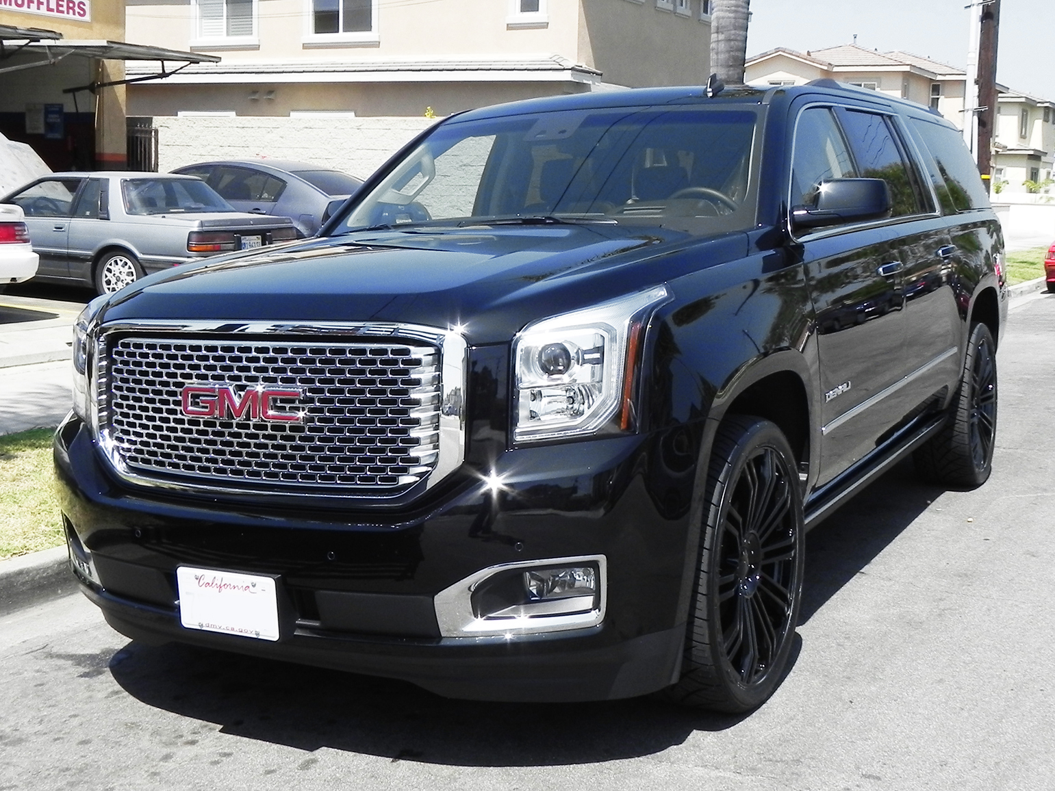 2019 GMC Yukon | Car Photos Catalog 2019