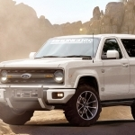 2019 Ford Ranger Max Concept