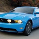 2019 Ford Mustang Roadster Concept Car