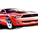 2019 Ford Mustang GT Coupe Concept